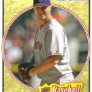 2008 Upper Deck Heroes  #23 Jonathan Papelbon   Red Sox