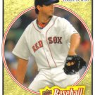 2008 Upper Deck Heroes  #27 Josh Beckett   Red Sox