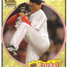 2008 Upper Deck Heroes  #29 Clay Buchholz  RC  Red Sox