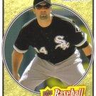 2008 Upper Deck Heroes  #44 Paul Konerko   White Sox