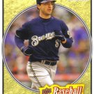 2008 Upper Deck Heroes  #97 Ryan Braun   Brewers