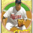 2008 Upper Deck Heroes  #100 Justin Morneau   Twins