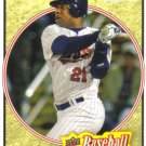 2008 Upper Deck Heroes  #102 Delmon Young   Twins