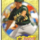 2008 Upper Deck Heroes  #130 Rich Harden   A's
