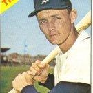 1966 Topps  #81 Ray Oyler   Tigers
