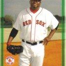 2006 Topps WalMart Exclusive  #46 David Ortiz   Red Sox