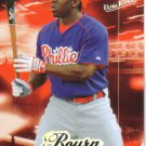 2007 Fleer Ultra  #229 Michael Bourn  RC  Phillies