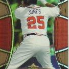 2007 Upper Deck Elements  #2 Andruw Jones   Braves