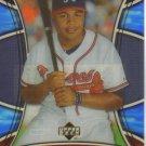 2007 Upper Deck Elements  #86 Andruw Jones   Braves