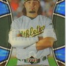 2007 Upper Deck Elements  #114 Nick Swisher   A's