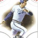 2008 Donruss Threads  #27 George Brett   Royals