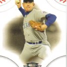 2008 Donruss Threads  #49 Nolan Ryan   Rangers