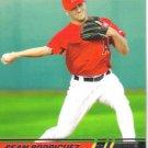 2008 Topps Stadium Club #131b Sean Rodriguez  RC  Angels  /999