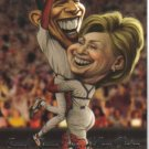 2008 Upper Deck  Presidential Predictors  #7B  Barack Obama / Hillary Clinton
