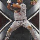 2008 Upper Deck Starquest Common  #32 Albert Pujols   Cardinals