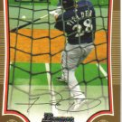 2009 Bowman Gold  #40 Prince Fielder   Brewers