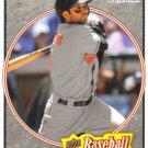 2008 Upper Deck Heroes Charcoal  #15 Brian Roberts   Orioles  /399