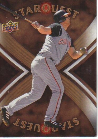 2008 Upper Deck Starquest Un-Common  #31 Adam Dunn   Reds