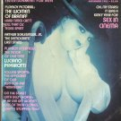 November 1982  Playboy Magazine    Sex in the Cinema