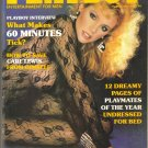 March 1985  Playboy Magazine    Shannon Tweed