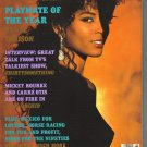 June 1990  Playboy Magazine    Renee Tenison