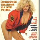 August 1990  Playboy Magazine    Erika Eleniak