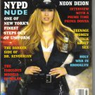 August 1994  Playboy Magazine   NYPD