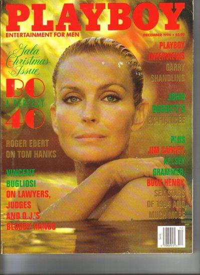 December 1994  Playboy Magazine   Bo Derek