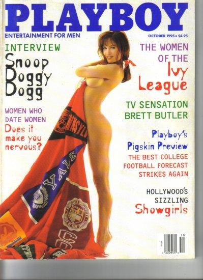 October 1995  Playboy Magazine   Elizabeth Berkley