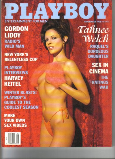 November 1995  Playboy Magazine   Tahnee Welch