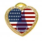WEEP FOR OUR TROOPS  PENDANT  -  FREE SHIPPING
