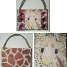 ~~~ GIRAFFE ~ PURSE ~~~