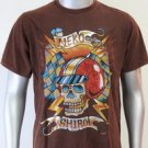SHIROI NEKO T-shirt Tattoo Rock Skull Punk Mens Code : A026 Size=L
