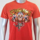 SHIROI NEKO T-shirt Tattoo Rock Skull Punk Mens Code : A062 Size=M