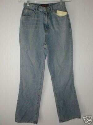PORTFOLIO by John Bartlett Vintage Wash Jeans SM 8 S