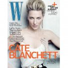 Pre-Owned W Magazine - Cate Blanchett - June 2010