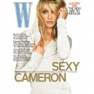Pre-Owned Magazine - Cameron Diaz Cover - May 2008