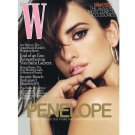 Pre-Owned W Magazine - Penelope Cruz Cover - August 2008
