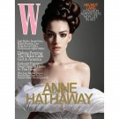 Pre-Owned W Magazine - Anne Hathaway Cover - October 2008