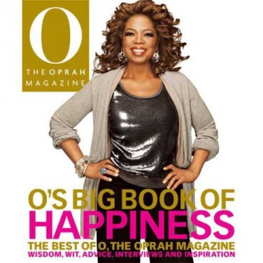 NEW - O's Big Book of Happiness - Hardcover