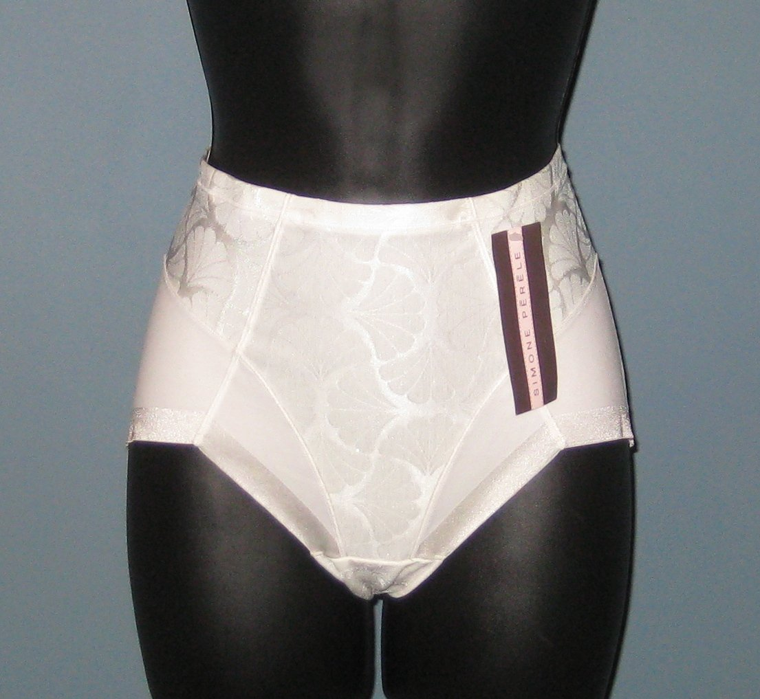 NWT Simone Pérèle Eternite Invisible Gainette Ivory Brief Panty #191611 - S
