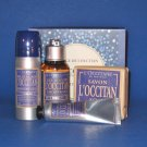 NIB L'Occitane 4-Piece L'Occitan Men's Por Homme Travel Gift Set