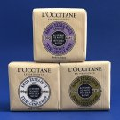 NIP L'Occitane Extra Gentle Shea Soap Trio