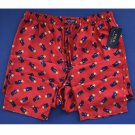 NWT Polo Ralph Lauren 100% Cotton Flannel Red Allover Preppy Bear Print Pajama Lounge Pants - L