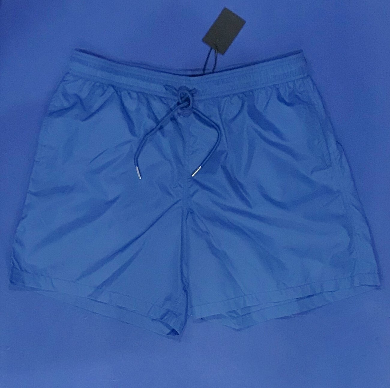 NWT Jared Lang Men's Royal Blue Swim Trunks - L