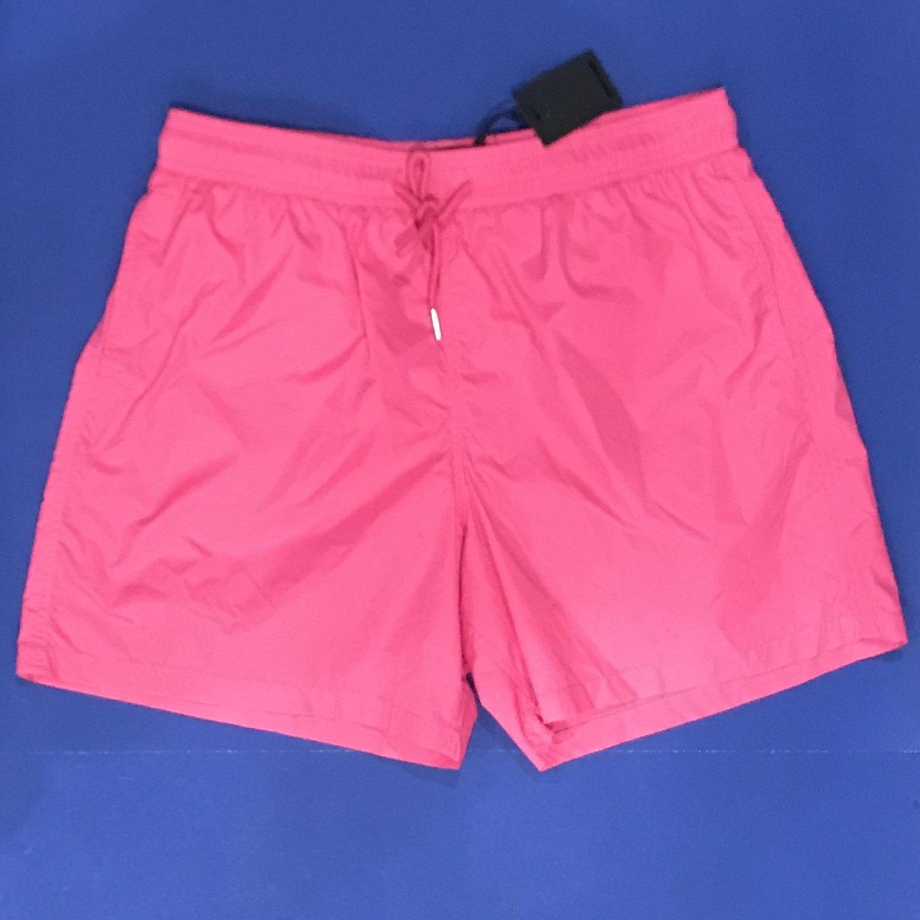 NWT Jared Lang Men's Pink Swim Trunks - XL
