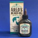 NIB Original Arlo's Premium Beard Oil w/ Tea Tree Oil 2.5 fl. oz.