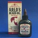 NIB Original Arlo's Premium Beard Oil w/ Vitamin E 2.5 fl. oz.