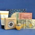 NIB L'Occitane Jasmin & Divine Essentials Travel Gift Set - 9 Piece Set