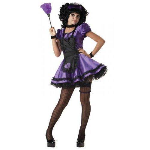 Maid Dust Bunny Teen Costume Size: Jr (3-5) #05118